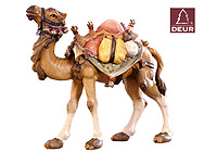 Farm Nativity Camel standing 3.54inch color