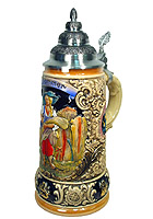 The Seasons Stein Summer 1/2L 10.2inch
