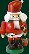 RG Nutcracker Santa Claus, 7.5 inches