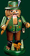 RG Nutcracker Forest Warden, Dachshund, 13 inches