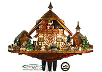 Cuckoo Clock of the Year 2009 - Goat Peter's Farm