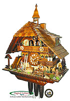 Cuckoo Clock of the Year 2007 - Gutach Valley Pony Ranch