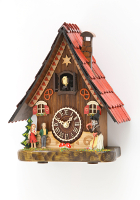Quartz Cuckoo Clock<u> Hänsel and Gretel 9,2 inch</u>